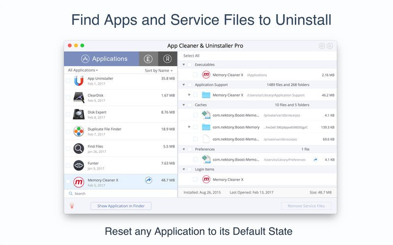 App Cleaner And Uninstaller 7.4.2 Crack With License Key 2021 Free