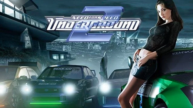 Need for Speed Underground 2 Remastered Mod 2020 with Crack