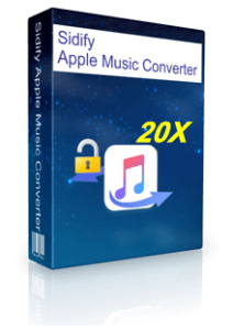 Sidify Apple Music Converter 3.0.1 Crack With Registration Code 2020