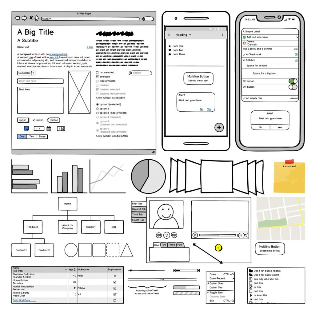 Balsamiq Wireframes 4.2.3 Crack With License Key 2021 Free Download