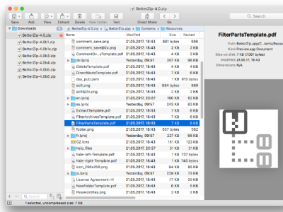BetterZip 5.0.2 Crack With License Key 2020 Free Download