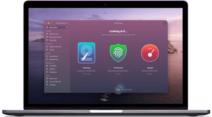 CleanMyMac X 4.7.4 Crack With Activation Number 2021 Download