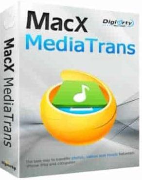 MacX MediaTrans 7.3 License Key With Crack Key Free Download