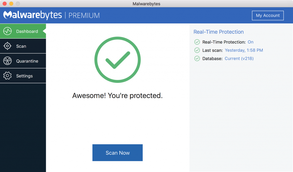 Malwarebytes 4.6.11 Premium Lifetime Crack With Activation License Key