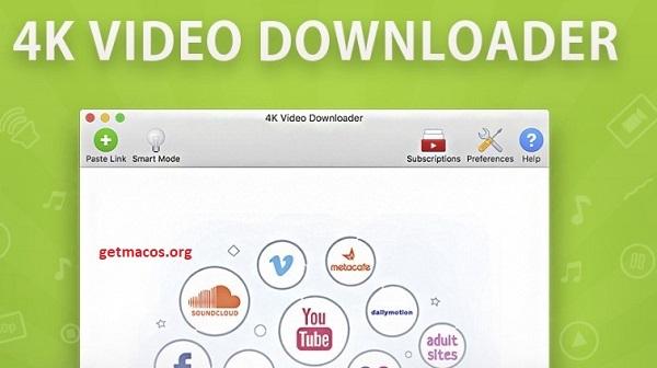 4K Video Downloader 4.13.2 Crack With License Key 2020 Free Download