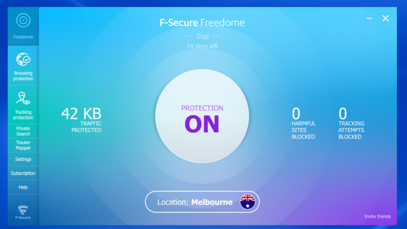 F-Secure Freedome VPN 2021 Activation Code With Crack Full Version Free