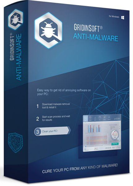 GridinSoft Anti-Malware 4.1.67 Crack With Activation Code 2020 Download