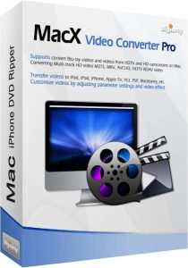 MacX Video Converter Pro 6.5.0 Crack With License Code 2020 Download