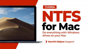 Tuxera NTFS 2020.1 Crack With Product Key Free Download