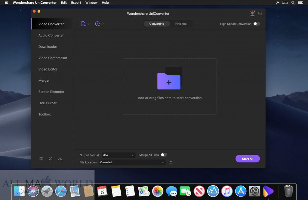 Wondershare UniConverter 12.5.4 Crack 2021 Full Version Free Download