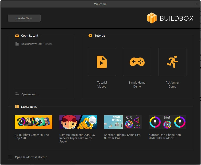 Buildbox 3.3.4 Crack With Activation Code 2020 Free Download