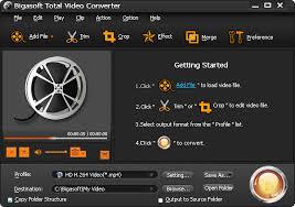 Bigasoft Total Video Converter 5.5.0 Crack Mac 2021 Free Download