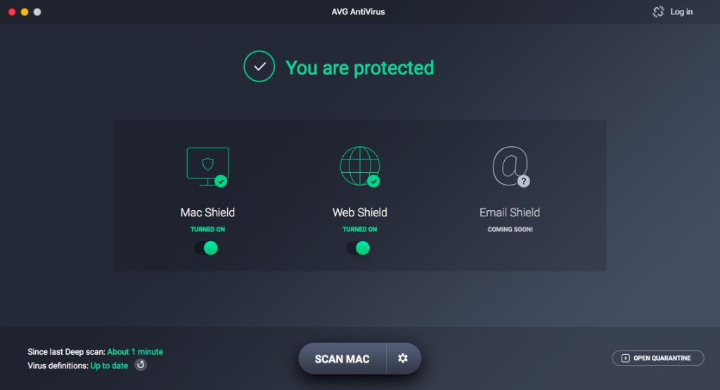 AVG AntiVirus 19.9 Crack For Mac 2021 Free Download
