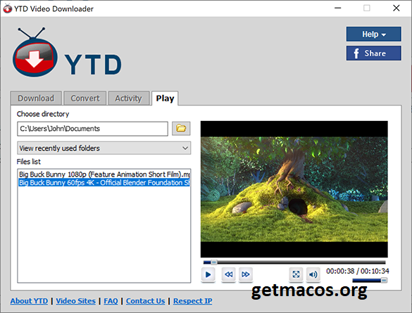 YTD Video Downloader Pro 5.9.18.8 Crack With Serial Key 2021 Free