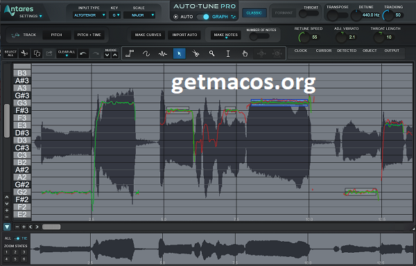 Auto-Tune Pro 9.1.0 Crack With License Key 2021 Free Download
