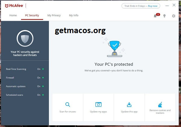 McAfee Antivirus 2021 Crack With Activation Key [Latest] Free Download