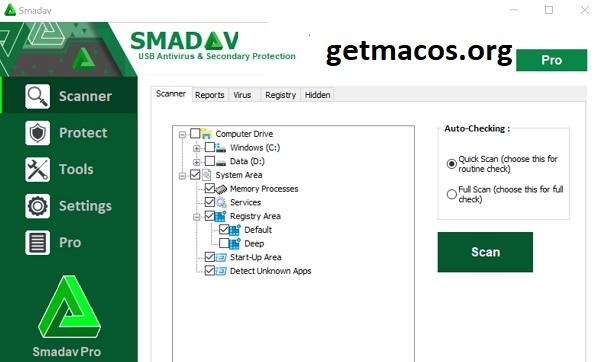 Smadav Antivirus Pro 2021 V14.6 Crack With Registration Key 2021 Free